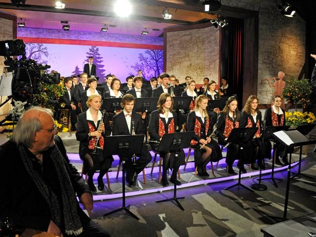 Kadettenmusik Zug.