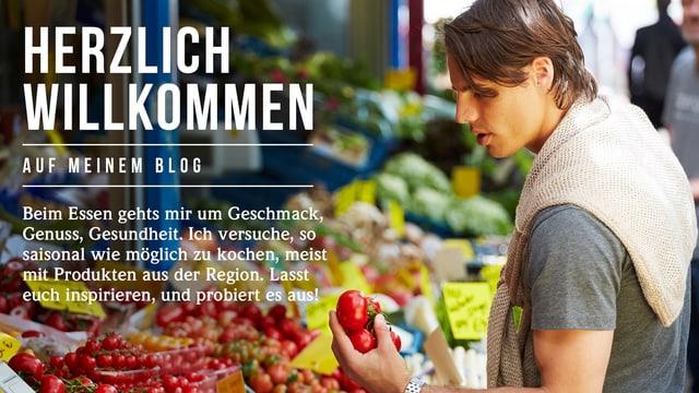 Bild von Yann Sommers Foodblog.