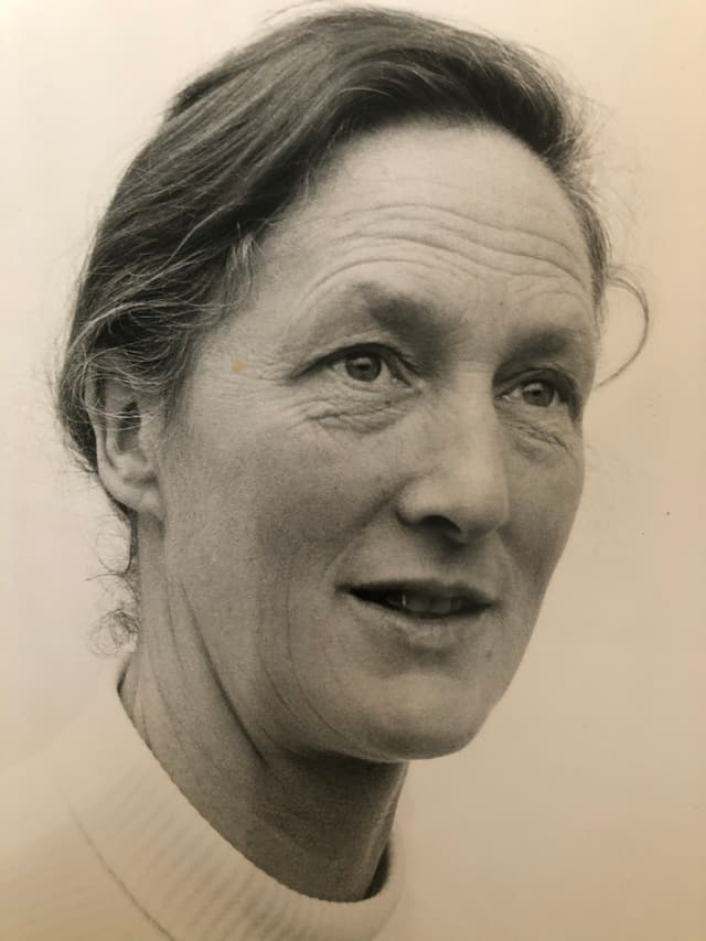 Portät von Fanny Egli.