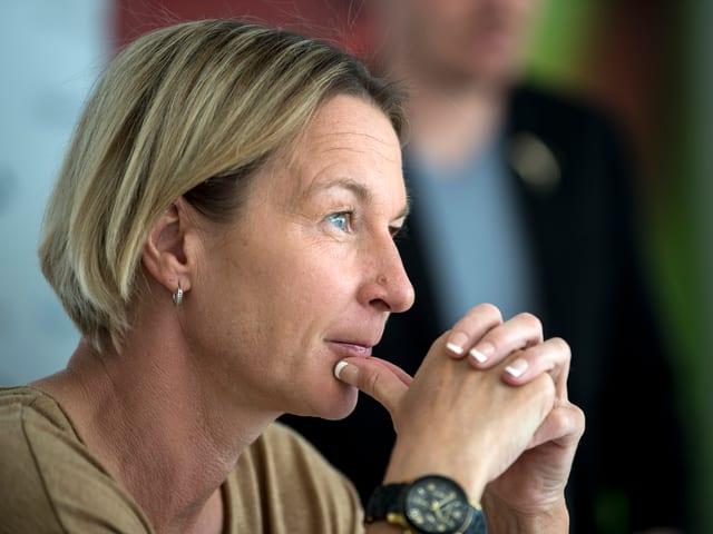 Martina Voss-Tecklenburg.