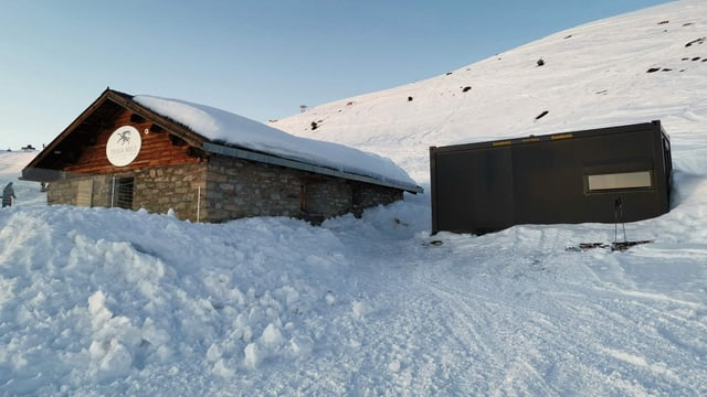 Wenn der Wirt mit dem Smartphone die Skihütte überwacht (Artikel enthält Audio)
