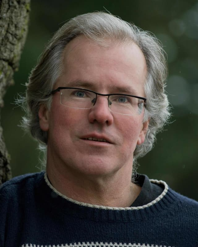 Portrait des Onkologen Martin Bleif.