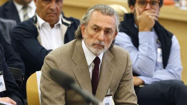 Correa in einer Archivaufnahme