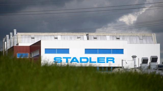 Hauptsitz Stadler Rail