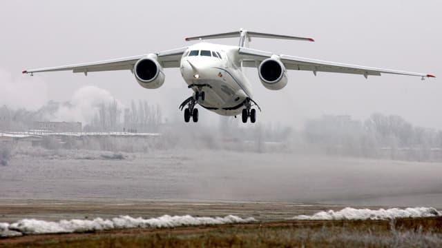 Flugzeug des Typs Antonov An-148 (Symbolbild)