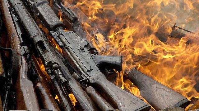 Waffenruhe – Waffenstillstand