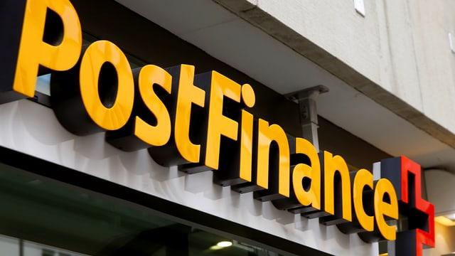 Was ist mit Postfinance?