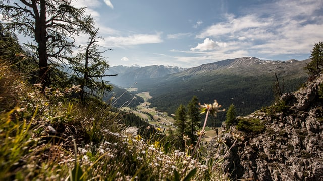 Fotografia da la Val Müstair