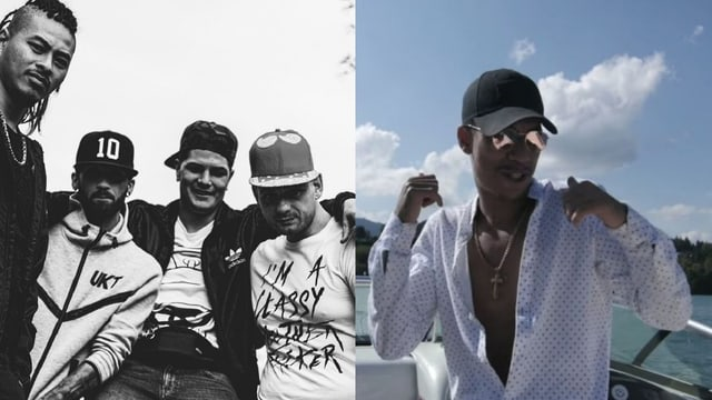 Links: AMG, rechts: Leroy