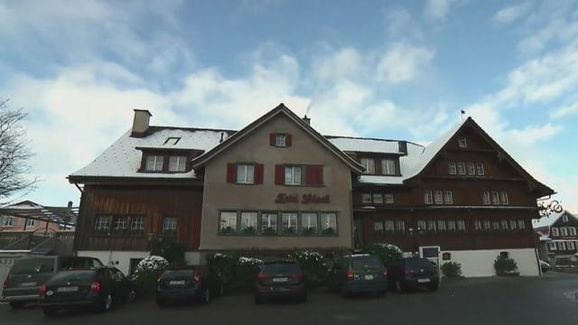 Video «Restaurant Rössli in Kirchberg (SG) - Tag 1» abspielen