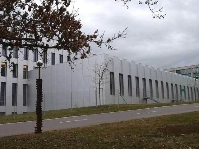 Gebäude Polizei von Aussen