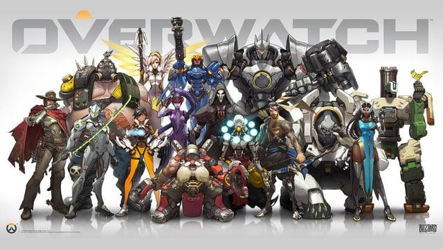 Der Cast von Overwatch