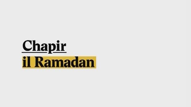 Laschar ir video «Chapir il Ramadan (Explainer)»