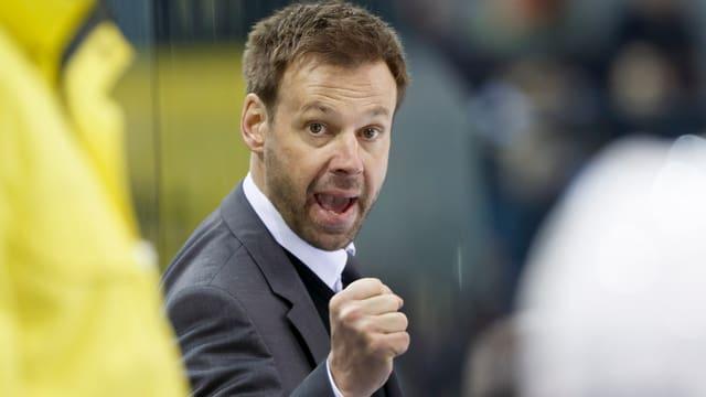 Coach Gerd Zenhäusern