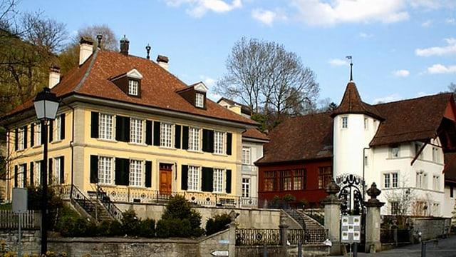 Lenzburger Burghalde