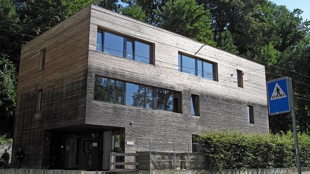 Das Gebäude der Gassechuchi in Luzern.