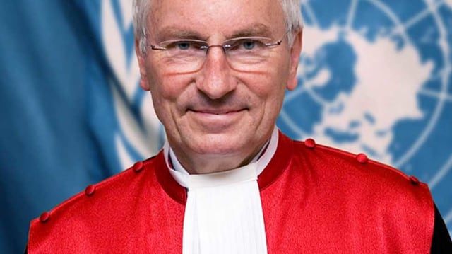 Richter Christoph Flügge