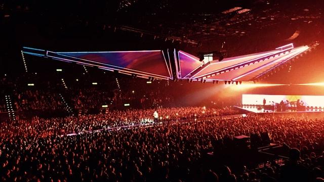 The Weeknd im Hallenstadio: