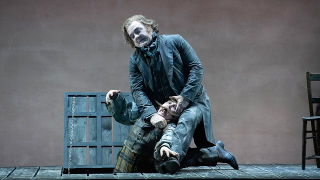 Opernstar Bryn Terfel spielt den «Sweeney Todd».