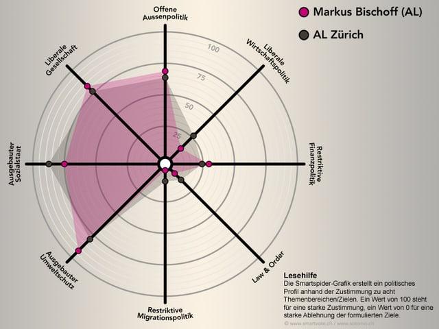 Die Smartspider von Markus Bischoff.