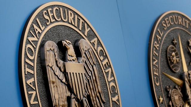 L'emblem da la NSA.