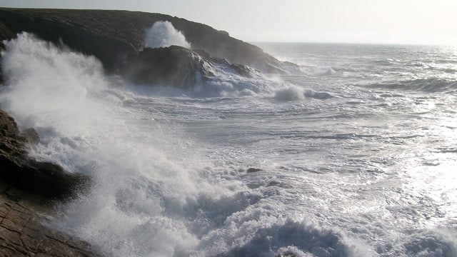 Die Einheimischen stehen über den Dingen, das Meer hat sie einiges gelehrt.