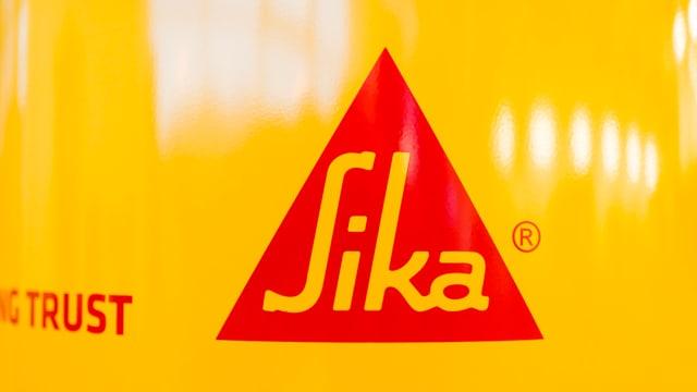 Logo da Sika.