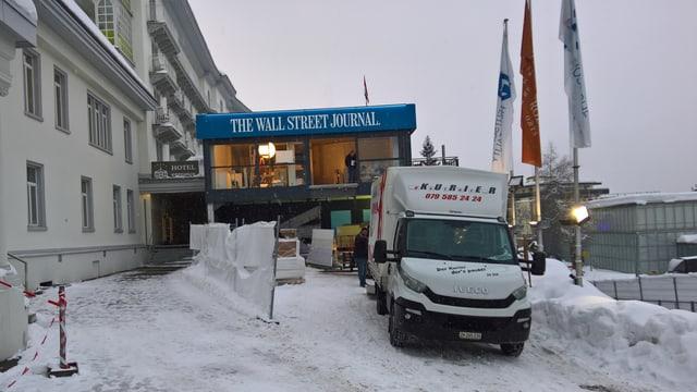 Il hotel Steigenberger a Tavau:
