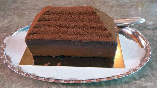 Truffescake