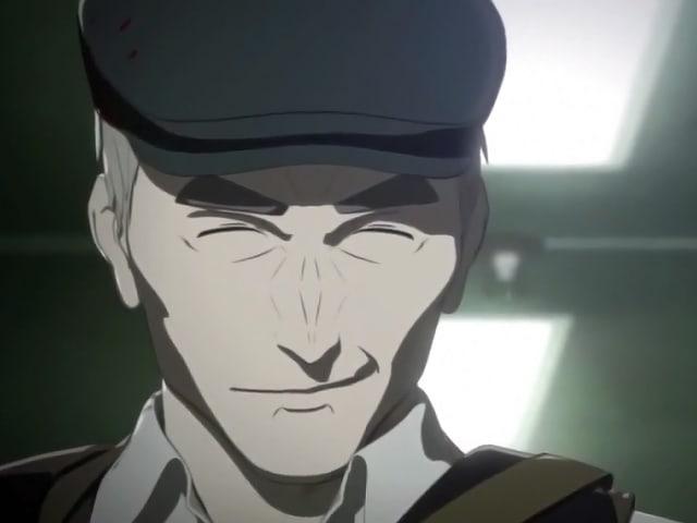 Sato aka «Mann mit dem Hut» macht Kei und den Menschen das Leben schwer
