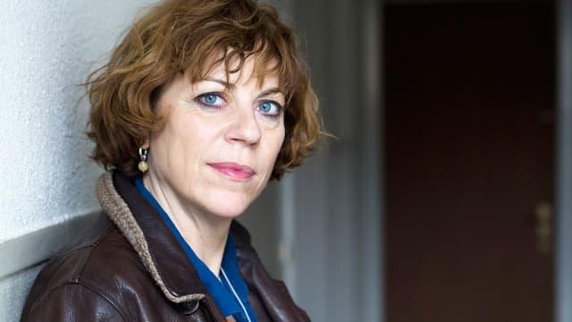 Ein Porträt von Sabine Boss.