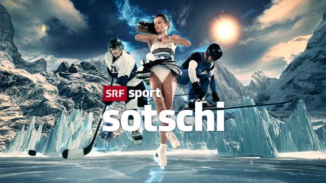 Sotschi live auf SRF