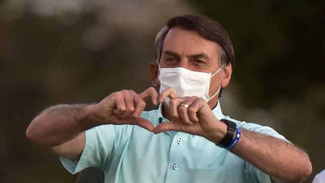 Der brasilianische Präsident Jair Bolsonaro kann auf die Unterstützung vieler Evangelikaler zählen.
