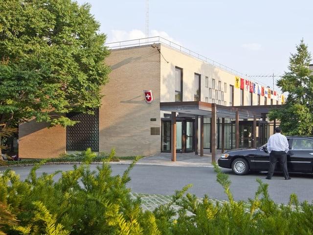 Schweizer Botschaft in Washington