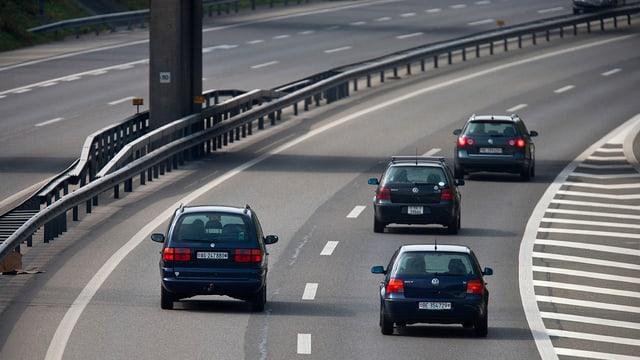 Autobahn A1 Aargau