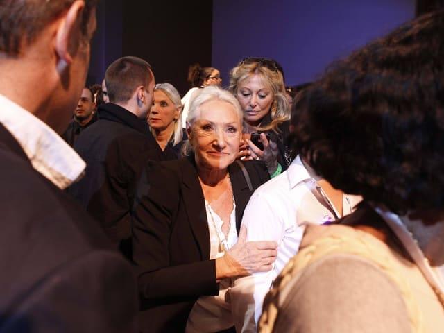 Pierette Lalanne Le Pen.
