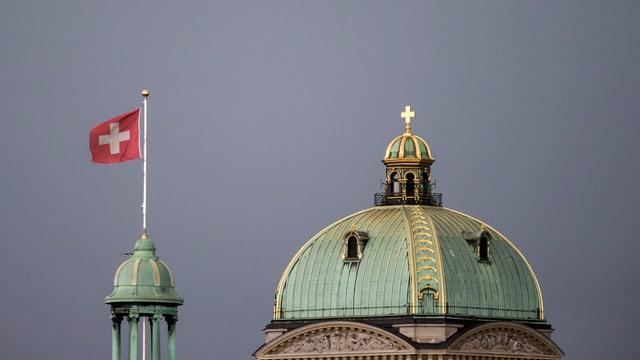 La Chasa federala a Berna.