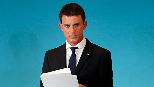 Il primminister franzos Manuel Valls discurra d'in lung cumbat cunter il terrorissem.