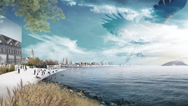 Bodensee illustriert