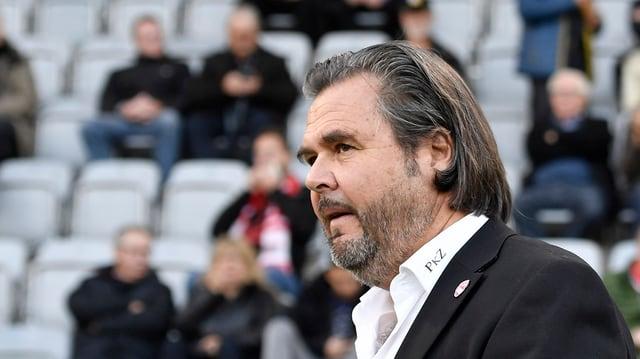 FC Thun-Präsident Markus Lüthi.