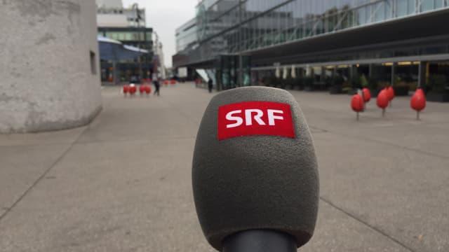 Mikrofon SRF