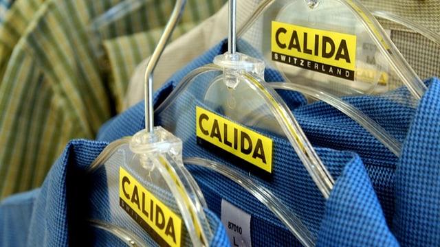 Calida-Bügel