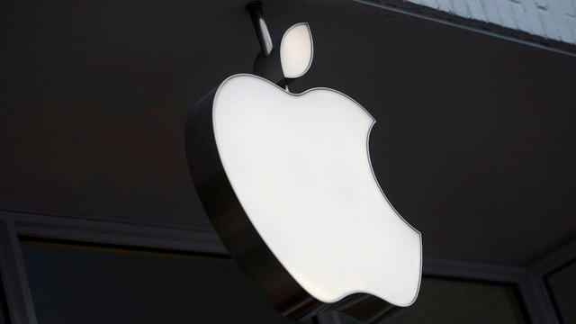 Il logo dad Apple