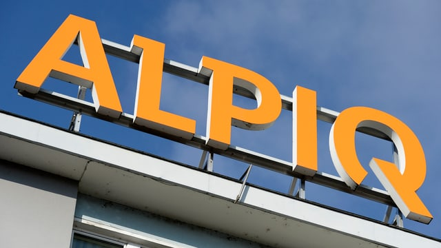 Logo von Alpiq