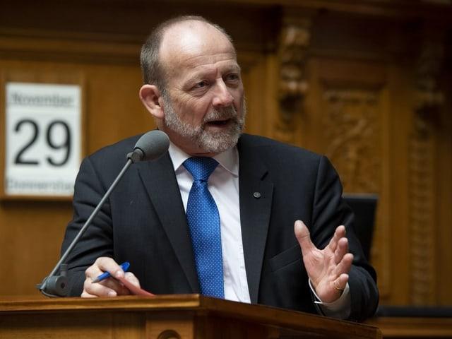 CVP-Nationalrat Dominique de Buman.