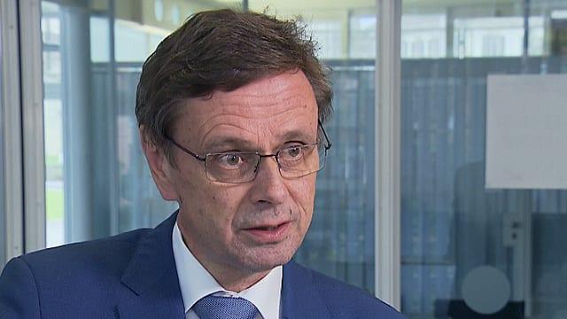 Hans-Jürg Käser im Interview.