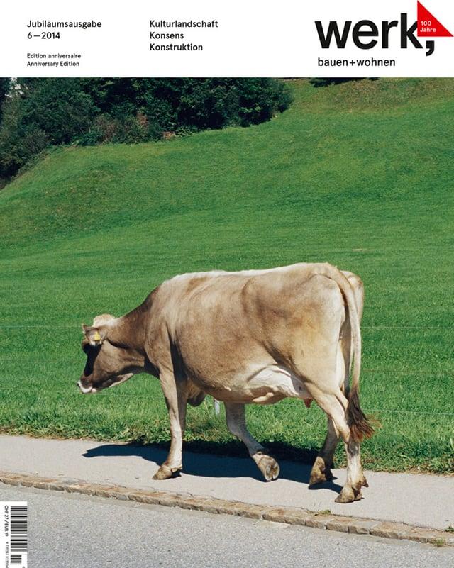 Zeitschrift-Cover.