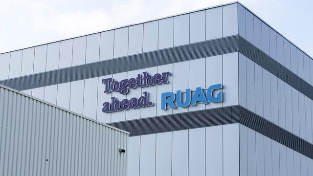 Ruag-Gebäude.