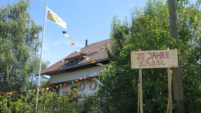 Jubiläumsfest in der Chäsi Gysenstein