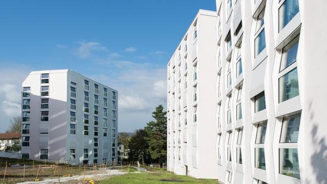Abitadi Rautistrasse a Turitg-Altstetten
